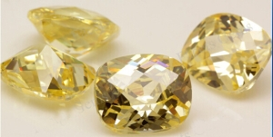Loose-Cubic Zirconia-Citrine-Color-stones-China