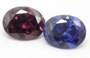 cubic-zirconia-smoky-gray-color-Oval-gemstones-suppliers-china