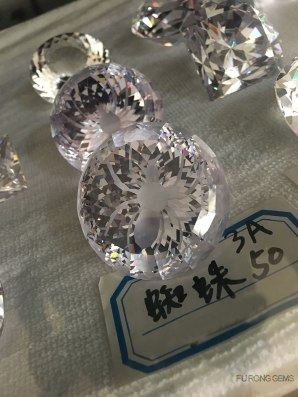 50mm-White-Cubic-Zirconia-Round-Spider-Cut-Big-Gemstones-China