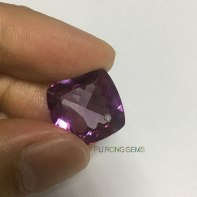 Lab-Alexandrite-Cushion-Natural-cut-drilled-holes-gemstones