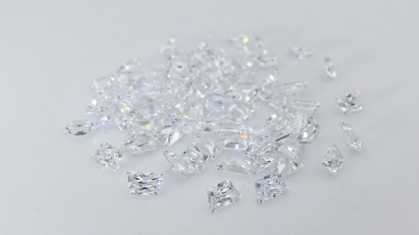 Trapezoid-Diamond-brilliant-Princess-cut-cubic-zirconia-white-gemstones-wholesale