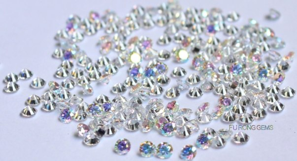 Wholesale-AB-Plated-color-cubic-zirconia-round-brilliant-cut-cz-with-rainbow-effect